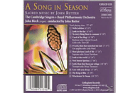 Royal Philharmonic Orchestra, The Cambridge Singers - A Song In Season [CD]