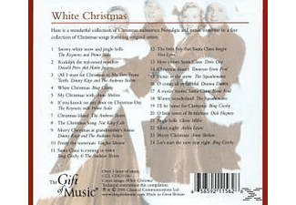 Crosby,Bing/Cole,Nat King/Andrews Sisters,The/+ - White Christmas - (CD)