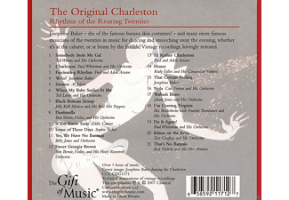 VARIOUS - The Original Charleston - Rhythms Of The Roaring Twenties - (CD)