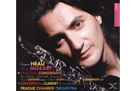 Florent & Prague Chamber Orch Heau - Sinfonia Concertante / Conc.Clarine [CD]