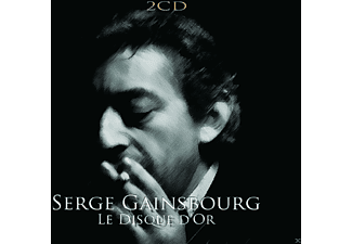 Serge Gainsbourg - Disque D'or - (CD)