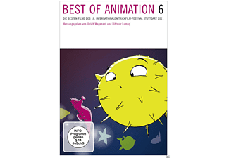 Best Of Animation 6 - (DVD)
