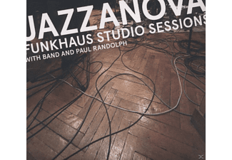 Jazzanova - Funkhaus Studio Sessions - (CD)