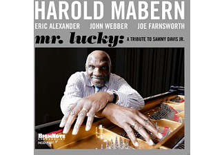 Harold Mabern - Mr.Lucky: A Tribute To Sammy Davis Jr. - (CD)