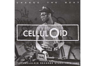 VARIOUS - Change The Beat-The Celluloi - (CD)