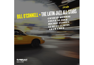 Bill O'connell, The Latin Jazz All-Stars - Zocalo - (CD)
