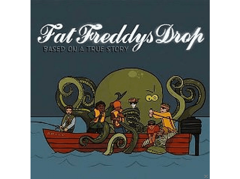 Fat Freddys Drop - Based On A True Story [Vinyl]