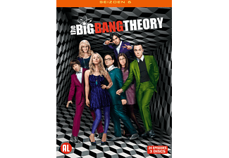 The Big Bang Theory Seizoen 6 TV-serie
