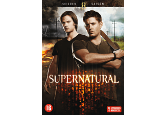 Supernatural - Seizoen 8 - DVD