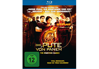 Die Pute von Panem - The Starving Games - (Blu-ray)