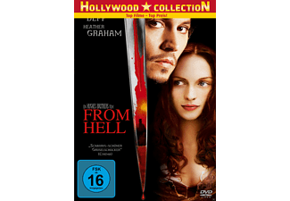 FROM HELL Thriller DVD