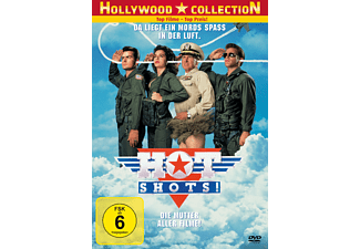 HOT SHOTS 1 Komödie DVD
