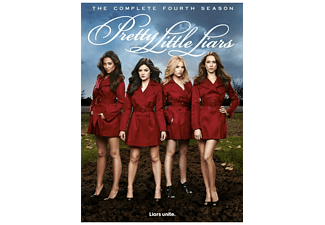 Pretty Little Liars Saison 4 Série TV