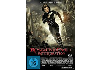 Resident Evil: Retribution - (DVD)