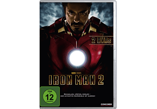 IRON MAN 2 (SPECIAL EDITION/SOFTBOX) - (DVD)