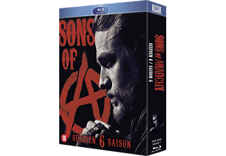 Sons Of Anarchy - Seizoen 6 - Blu-ray