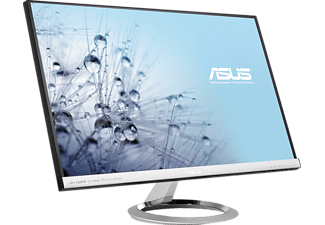 "Monitor - Asus MX239H, 23"", LED FHD, IPS, Sonido Bang & Olufsen ICEpower, Plata y Negro"