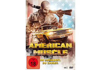American Muscle - (DVD)
