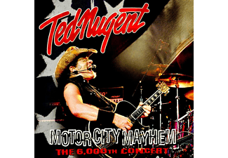 Ted Nugent - Motor City Mayhem (CD)