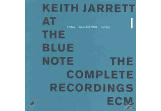 Keith Jarrett - At The Blue Note-The Complete Recordings - (CD)