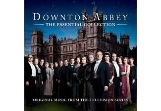 John Lunn - Downton Abbey - The Essential Collection - (CD)