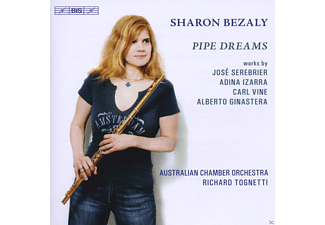 Sharon Bezaly, Australian Chamber Orchestra - Pipe Dreams - (CD)