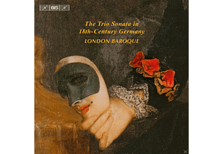 London Baroque - The Trio Sonata in 18th-Century Germany - (CD)
