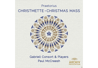 Paul Mccreesh, Gabrieli Consort & Players - Praetorius Christmette - (CD)