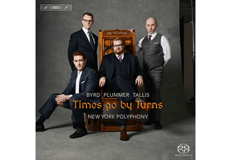New York Polyphony - Times Go By Turns - (SACD Hybrid)