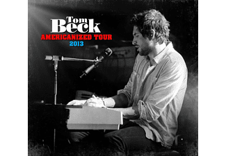 Tom Beck - Americanized Tour 2013 - (CD)