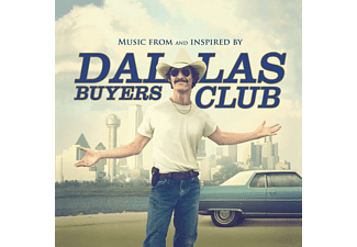 VARIOUS - Dallas Buyers Club/OST - (CD)
