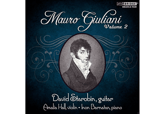 David Starobin, Amalia Hall, Inon Barnatan - Mauro Giuliani: Vol.2 - (CD)