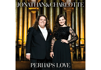 Jonathan & Charlotte, The City Of Prague Philharmonic Orchestra - Perhaps Love - (CD)