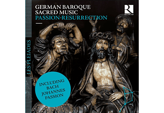 VARIOUS - German Baroque Sacred Music: Passion & Resurrection - (CD)