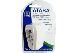 ATABA AT-105 220V 5V 1000 mAh USB Adaptör