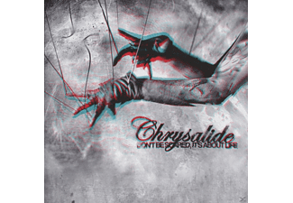 Chrysalide - Don't Be Scared,It's About Li - (CD)