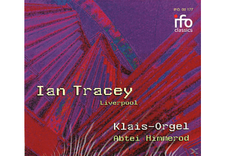 Ian Tracey - Liverpool - (CD)