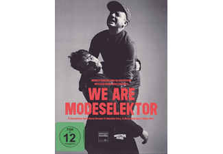 Modeselektor - We Are Modeselektor - (DVD)