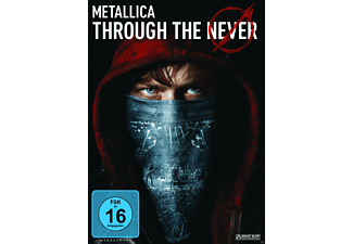 Metallica - Through The Never - (DVD)