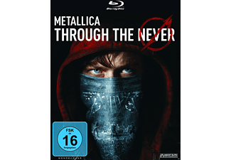 Metallica - Through The Never (Blu-ray) - (Blu-ray)