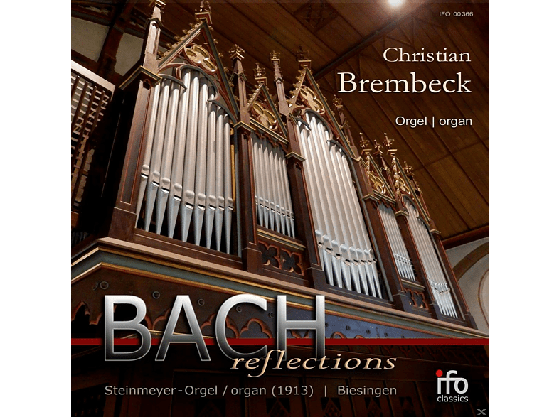 Christian Brembeck - Reflections [CD]