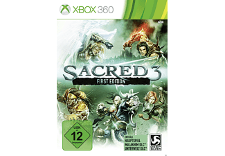 Sacred 3 First Edition - Xbox 360
