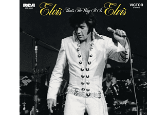 Elvis Presley - That's The Way It Is (Legacy Edition) - (CD)