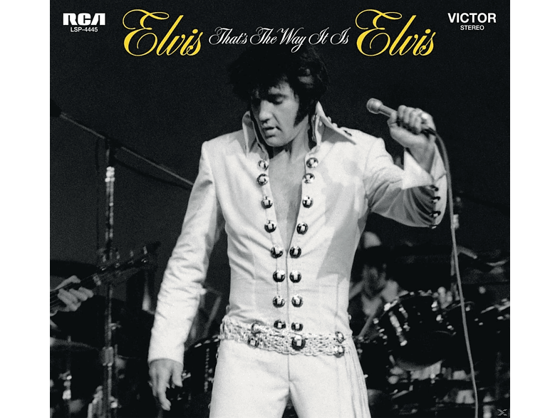Elvis Presley - That's The Way It Is (Legacy Edition) [CD]