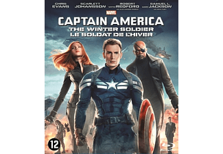 Captain America - The Winter Soldier | Blu-ray