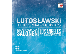 Esa-Pekka Salonen, Los Angeles Philharmonic - The Symphonies - (CD)