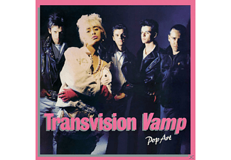 Transvision Vamp - Pop Art (Re-Presents) - (CD)