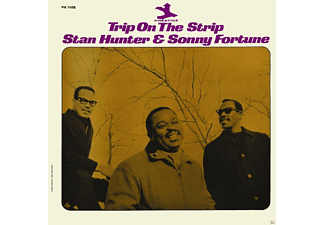 Stan Hunter, Sonny Fortune - Trip On The Strip - (CD)