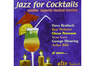 Various - Jazz for Cocktails Vol.2 - (CD)