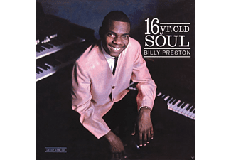 Billy Preston - 16 Year Old Soul - (CD)